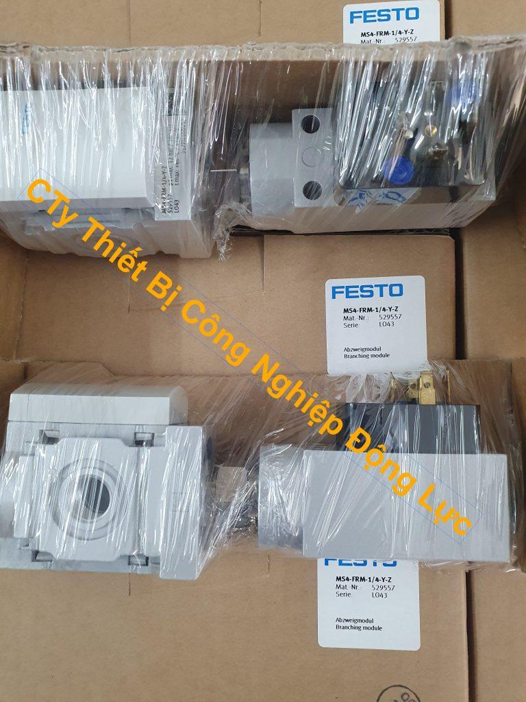bộ chia khí nén 2-3-5 chạc hay còn gọi là chạc chia khi nén 2-3-5 ngả chính hãng Festo nhập khẩu, giá rẻ uy tín, chất lượng cao, bảo hành 12 tháng