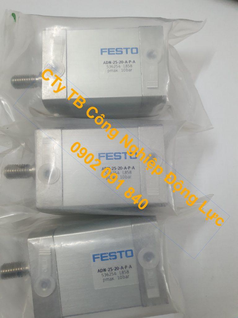 Xylanh Festo nhập khẩu chính hãng từ Đức và phân phối với giá tốt nhất trên thị trường hiện nay. Bảo hành trên toàn quốc