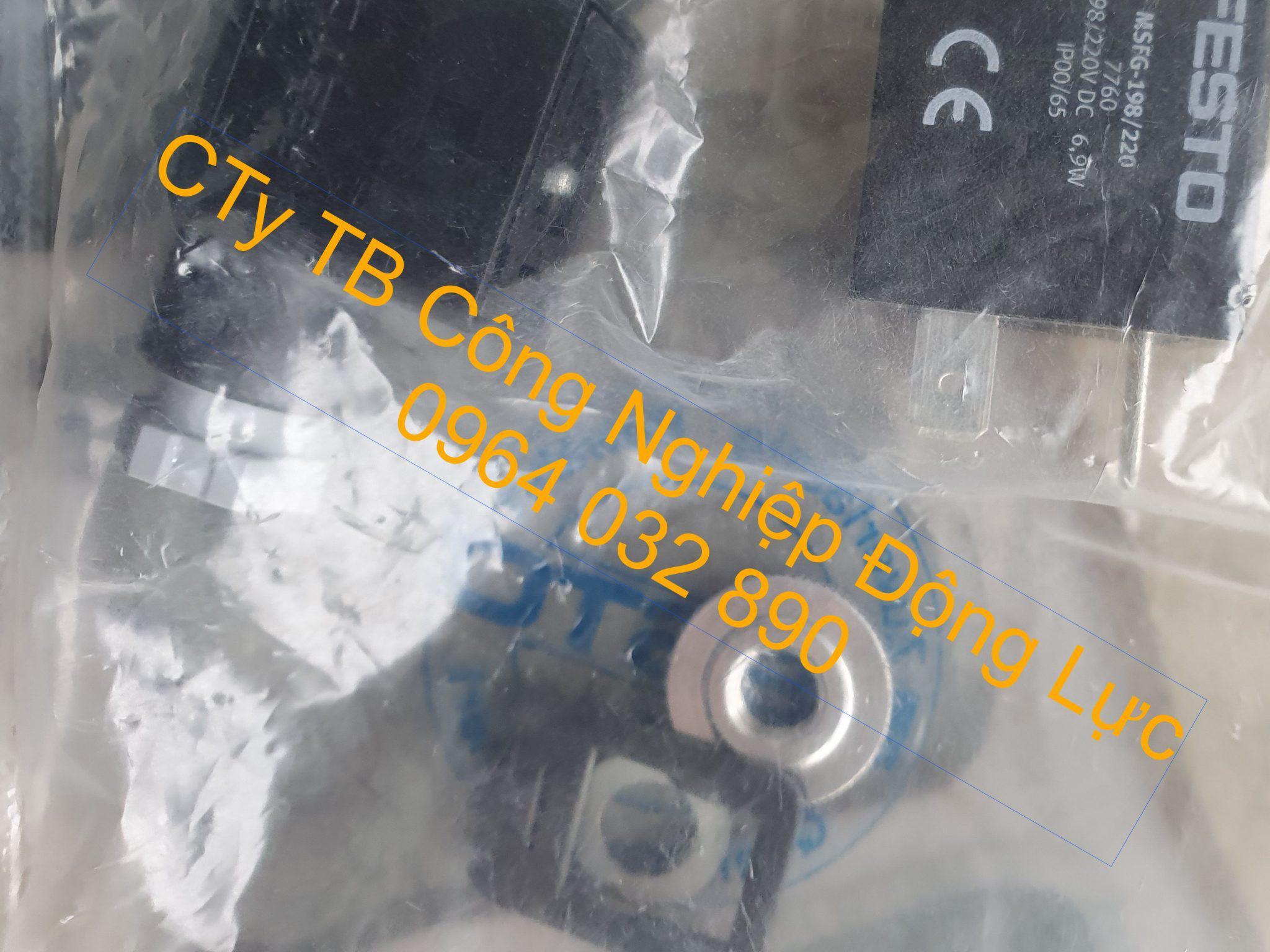 cuôn coil festo nhập khẩu chính hãng của Đức phân phối tại thị trường Việt Nam giá rẻ, uy tín, chất lượng cao, có bảo hành 1 năm