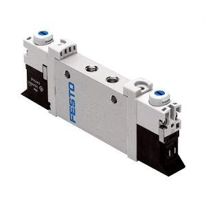 solenoid valve festo còn có tên gọi quốc tế là van điện từ khí nén festo nhập khẩu chính hãng giá rẻ nhất thị trường, loại van 5 cửa 2 vị trí