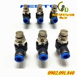 bộ điều khiển khí thải festo GRLA-1-4-QS-6-RS-B là một sản phẩm được công ty động lực nhập khẩu chính hãng từ festo đức phân phối và bảo hành uy tín trên toàn quốc báo giá tốt nhất